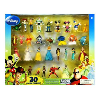 Disney Pixar 30 Piece Classic Toy Figure Set