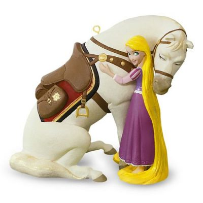 Disney's Rapunzel Christmas Ornament 2016