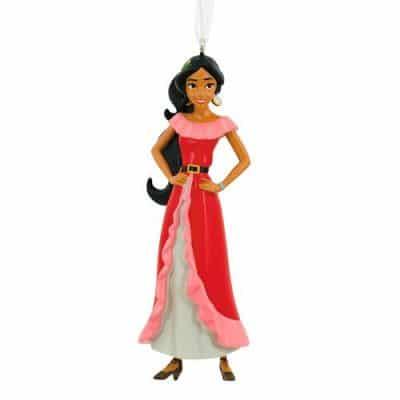 Elena of Avalor Christmas Ornament