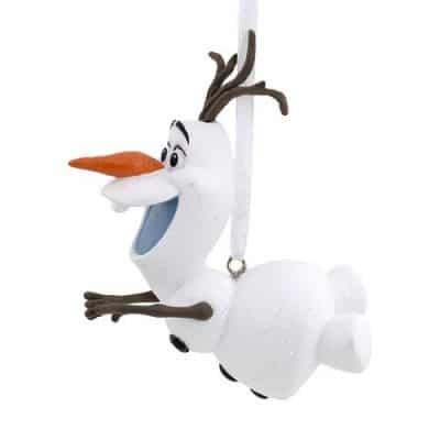 Disney's Frozen Olaf Christmas Ornament