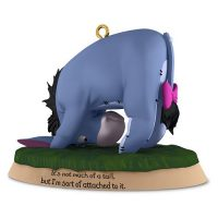Disney's Eeyore Christmas Ornament 2016