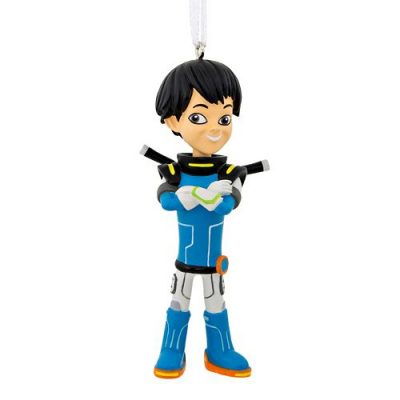 Disney Junior's Miles from Tomorrowland Christmas Ornament