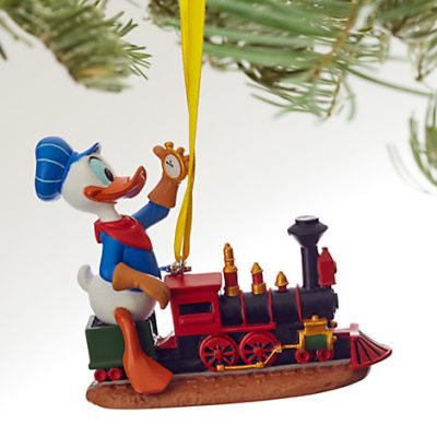 Donald Duck Christmas Ornament