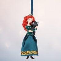Brave's Merida Christmas Ornament