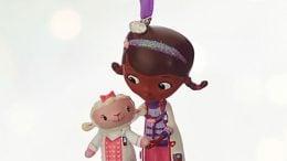 Doc McStuffins and Lambie Christmas Ornament