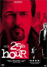 25th Hour (Touchstone Movie)