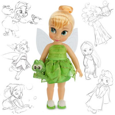 Tinker Bell Doll – Disney Animators' Collection