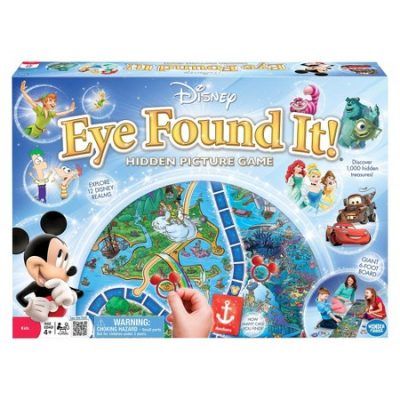 Disney Eye Found It! Game