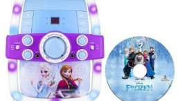 Disney Frozen Karaoke – Flashing Light-Up Multicolor