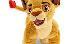 The Lion Guard Kion Stuffed Animal