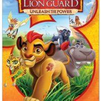 The Lion Guard: Unleash the Power DVD