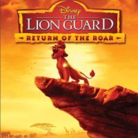 The Lion Guard: Return of the Roar DVD