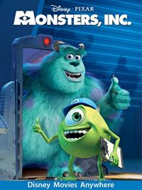 Monsters Inc. (2001 Movie)