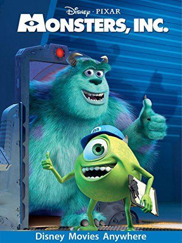 Monsters Inc 2001 Movie A Complete Guide Disneynews