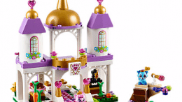 Disney Palace Pets Royal Castle LEGO Set