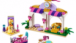 Disney Daisy's Beauty Salon LEGO Set