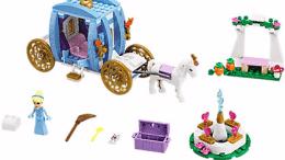 Disney Cinderella's Dream Carriage LEGO Set