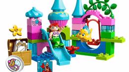 Disney The Little Mermaid Ariel's Undersea Castle LEGO Set
