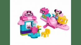Disney Minnie's Café LEGO Set