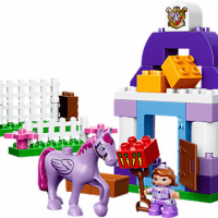 Disney Sofia the First Royal Stable LEGO Set