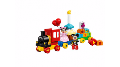Disney Mickey & Minnie Birthday Parade LEGO Set