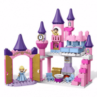 Disney Cinderella's Castle LEGO Set