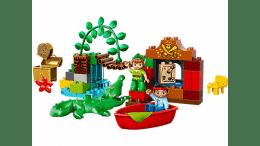 Disney Peter Pan's Visit LEGO Set