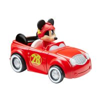 Mickey and The Roadster Racers - Transforming Hot Rod Mickey Toy