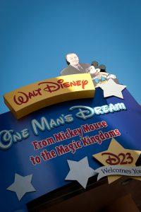 Walt Disney Presents (Disney World Exhibit)