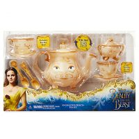 Disney's Beauty and the Beast Enchanted Objects Tea Set