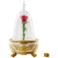 Disney Beauty and the Beast Jewelry Box (Enchanted Rose )