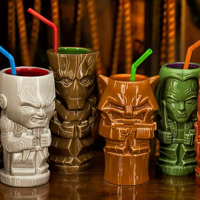 Guardians of the Galaxy Tiki Cups