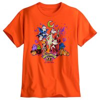 Mickey Mouse Halloween Kids T-Shirt (2017)