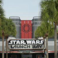 Star Wars Launch Bay (Disney World Exhibit & Shop)