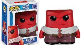 Anger Funko Pop! Vinyl Figure (Inside Out)