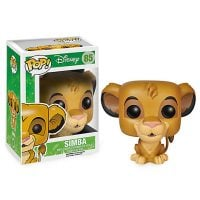 Simba Funko Pop! Vinyl Figure (The Lion King)