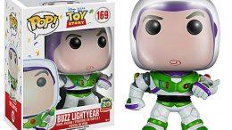 Buzz Lightyear Funko Pop! Vinyl Figure