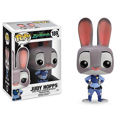Judy Hopps Funko Pop! Vinyl Figure (Zootopia)