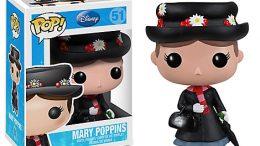 Mary Poppins Funko Pop! Vinyl Figure