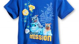 """""""Puppy Dog Pals T-Shirt (We're on a Mission)"""" is locked Puppy Dog Pals T-Shirt (We're on a Mission)"""
