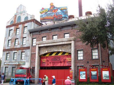 Studio Backlot Tour | Extinct Disney World Attractions