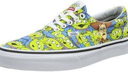 VANS Disney-Pixar Toy Story Aliens Sneakers   Disney Clothing