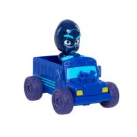PJ Masks Night Ninja Bus Mini Wheelie Vehicle