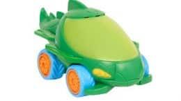 PJ Masks Nighttime Adventures Rev-N-Rumbler Gekko Mobile Vehicle