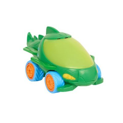 PJ Masks Nighttime Adventures Rev-N-Rumbler Gekko Mobile Vehicle
