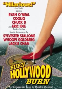 Burn Hollywood Burn (Hollywood Pictures Movie)