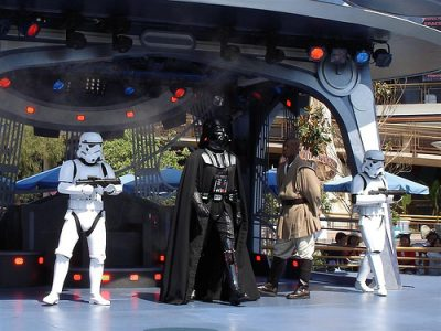 Jedi Training Academy (Disney World Attraction)
