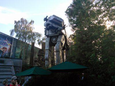 Star Tours (Disney World Ride)