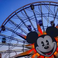 Mickey's Fun Wheel - Extinct Disneyland Rides