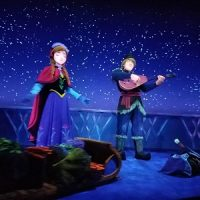Frozen Ever After (Disney World Ride)